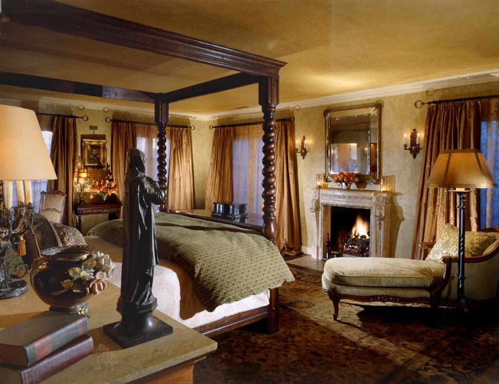 Old World Bedroom Decor Bedrooms
